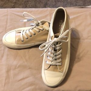 Yargici Shoes - Yargici leather sneakers/slippers size 40 (9.5)